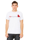 Colorado Fourteeners 14ers Conquered  t-shirt - front