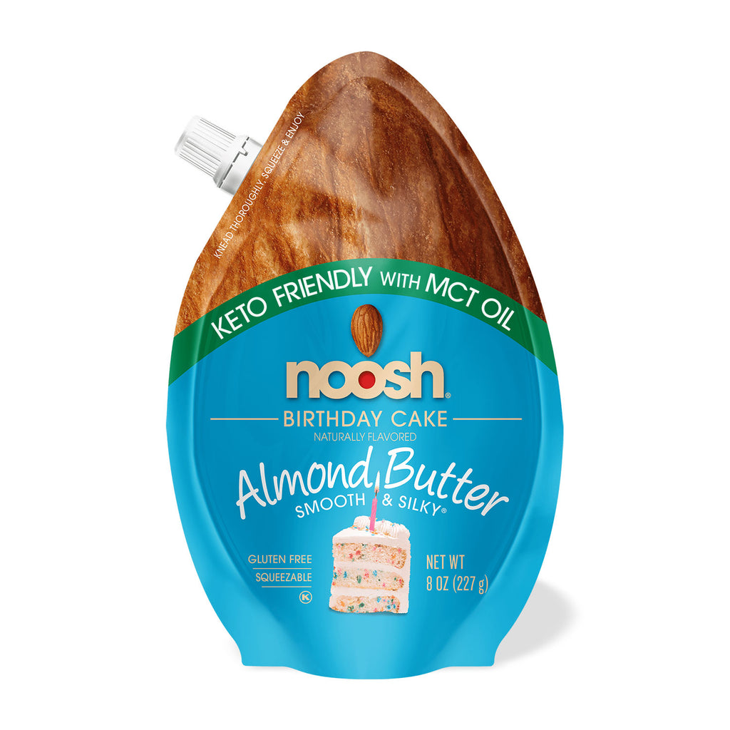 Birthday Cake Almond Butter 8 FL OZ