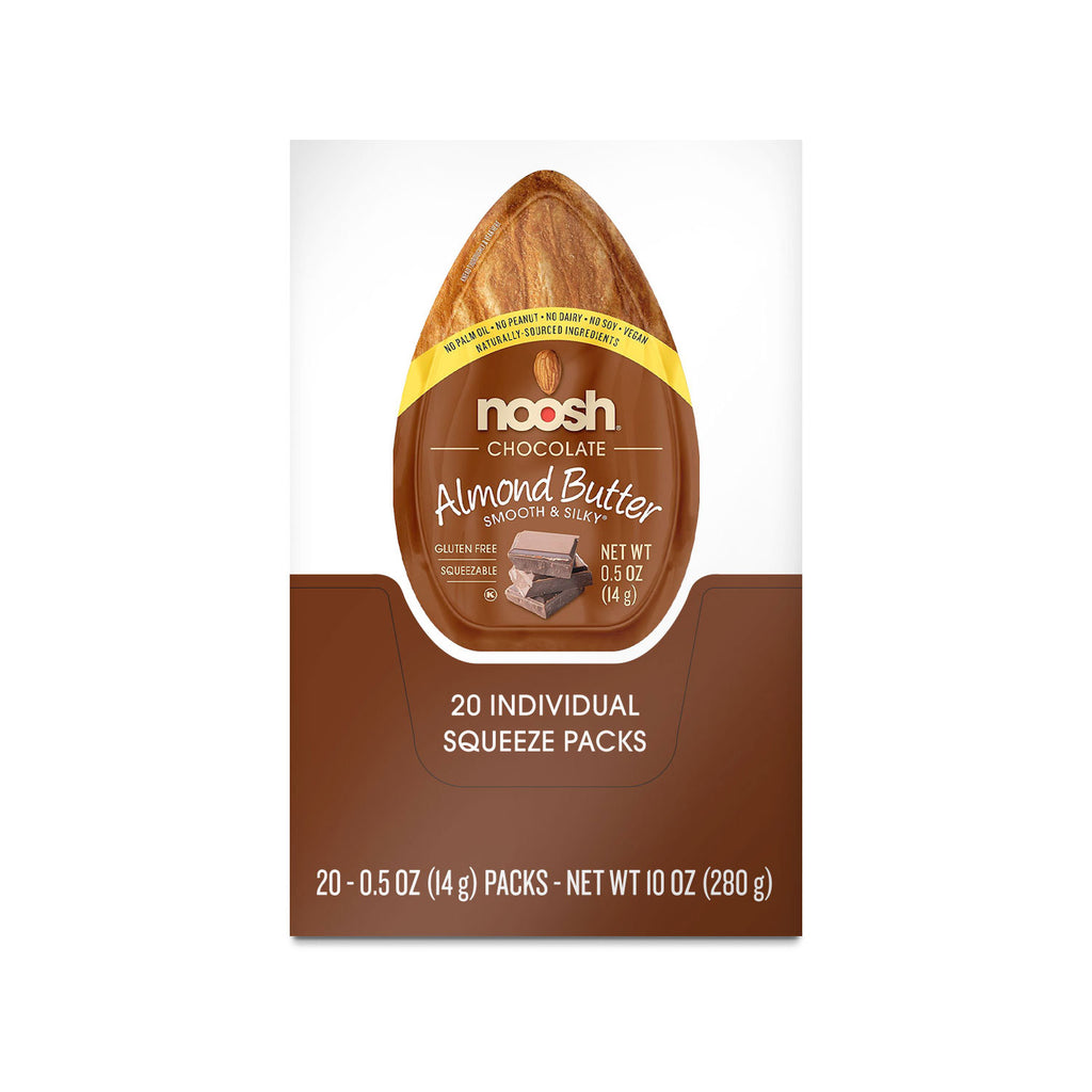 Chocolate Almond Butter - 20 Count