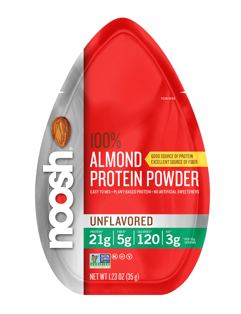 Almond Protein Powder, Unflavored 15 count
