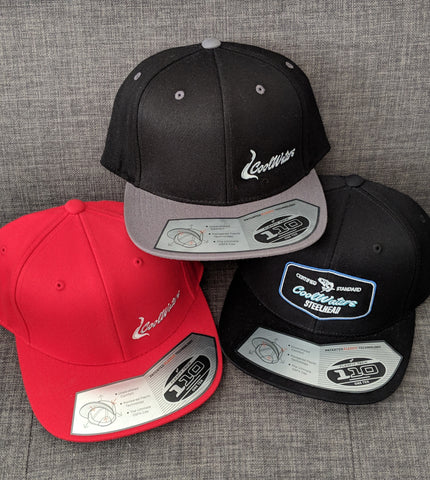 Authentic Yupoong  SnapBacks - 110 FLAT BRIM