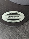 Authentic Yupoong  SnapBacks -  FLAT BRIM