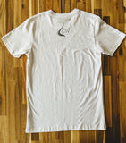 VINTAGE PATCH T-SHIRTS - WHITE