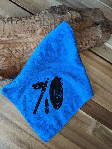 CoolWaters Fishing Towels