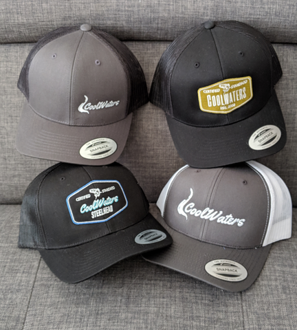 Authentic Yupoong SnapBacks - MESH TRUCKER HATS