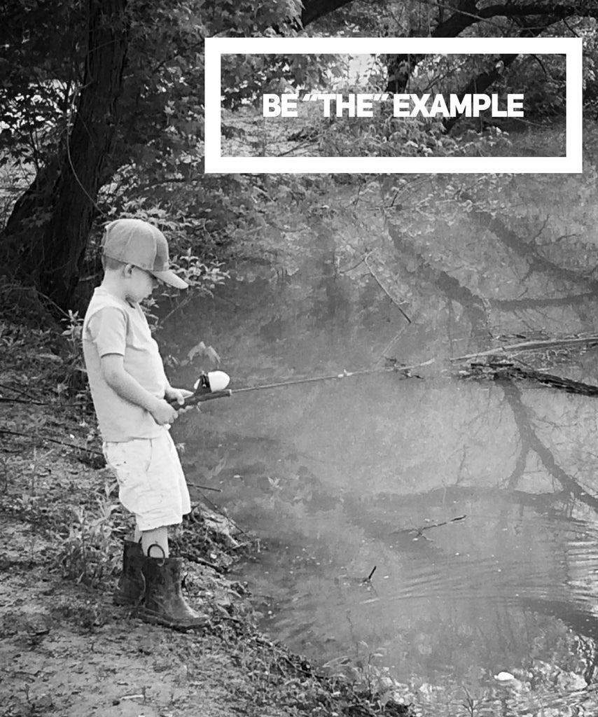 008 Be THE Example
