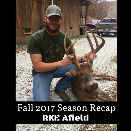 The RKE Afield Blog 006: Fall 2017 Season Recap