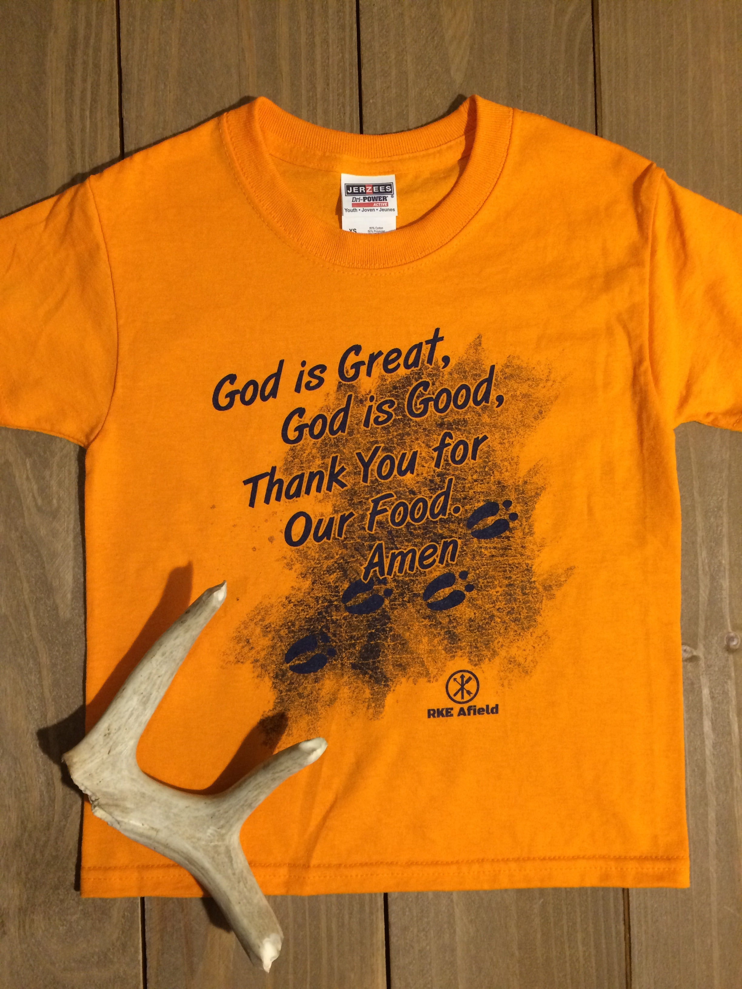 Kids' God Is Great Tee
