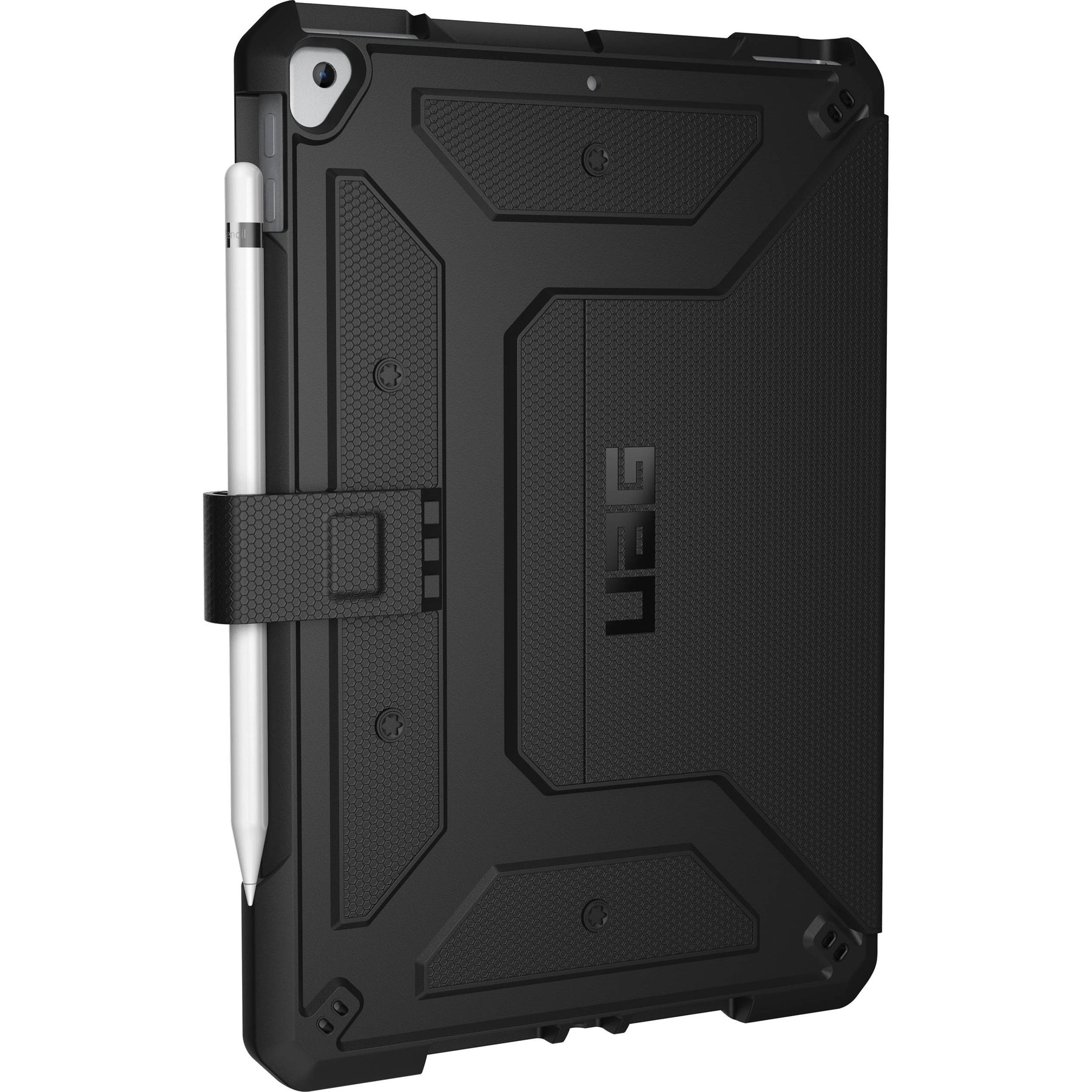 Review UAG Metropolis Case for iPad 7th Gen 10.2 inch [Comparision with iPad Pro 11]