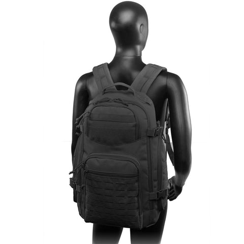 Image of BOMSHELL - Laser Cut 3-Day Backpack