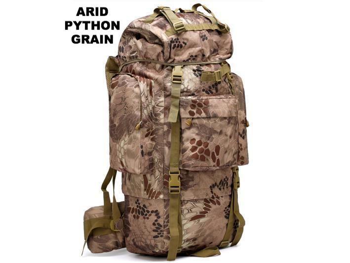 Bug Out Bag (BOB) for Survival or Camping