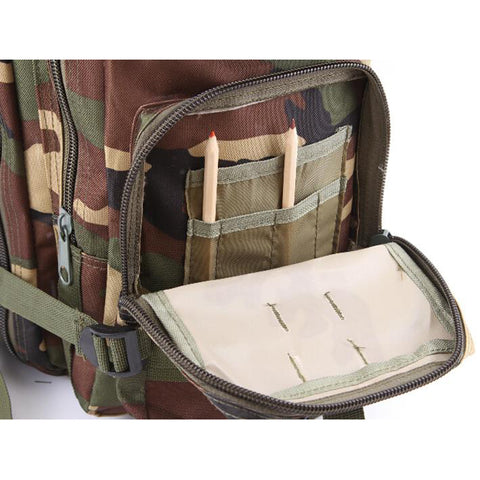 30L 3P-Daily Molle Outdoor Backpack