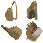 EDC Tactical Sling Backpack