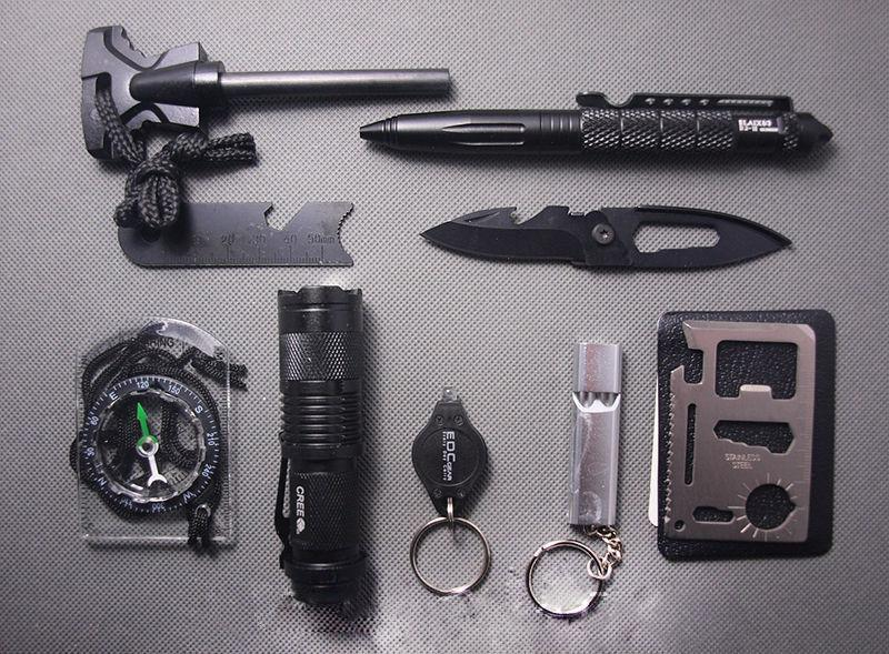 GaliTeck Survival / Everyday Carry Kit
