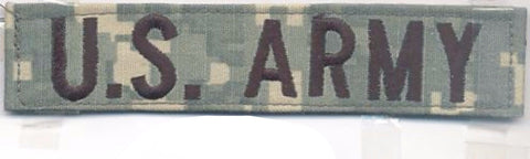 ACU US ARMY PATCH