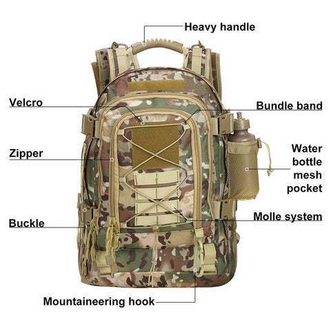 ASSAULT 3 Day Backpack
