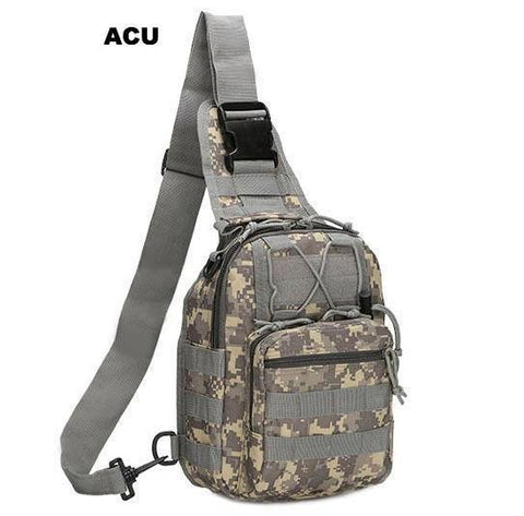 EDC Water-Resistant Tactical Molle Pack