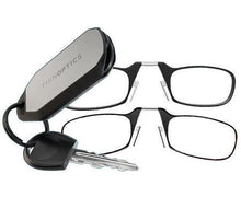 Thinoptics Keychain Case + Glasses