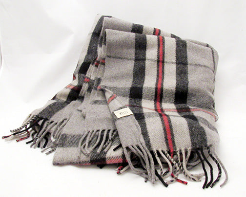 bRE Wool Blanket-Thompson Grey
