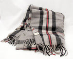 Wool Blanket-Thompson Grey
