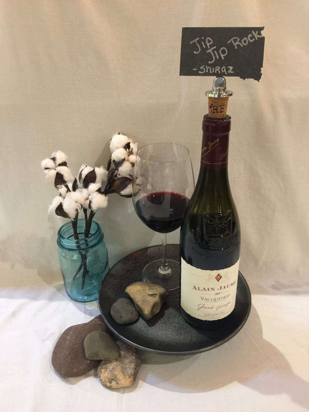 Soapstone South Dakota Wine Topper