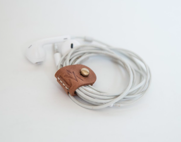 Leather Cord Wrap