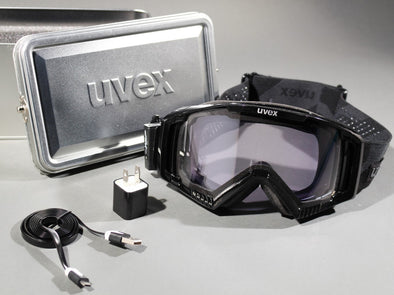 e-Tint Technology Adapted for Ski and Snowboard