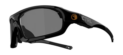 CTRL™ XC Matte Black and Gold / Smoke Lens