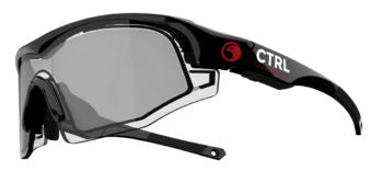 CTRL ONE Sports Eyewear Black Frame / Smoke Lens
