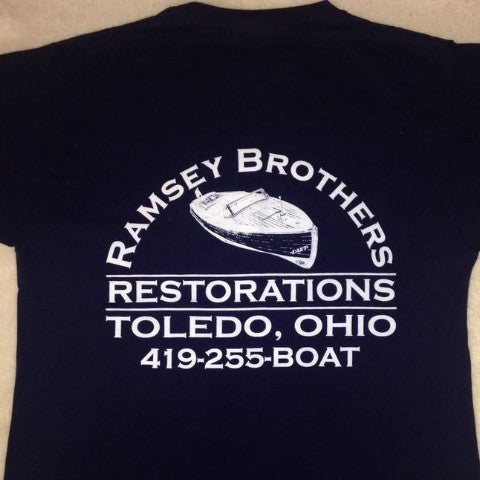 Ramsey Brothers Restorations Tee