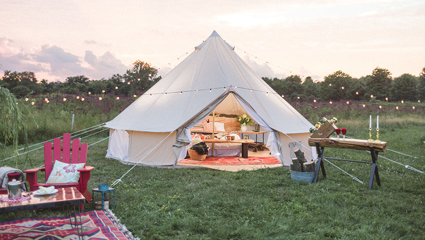 Tips for Choosing a Camping Site