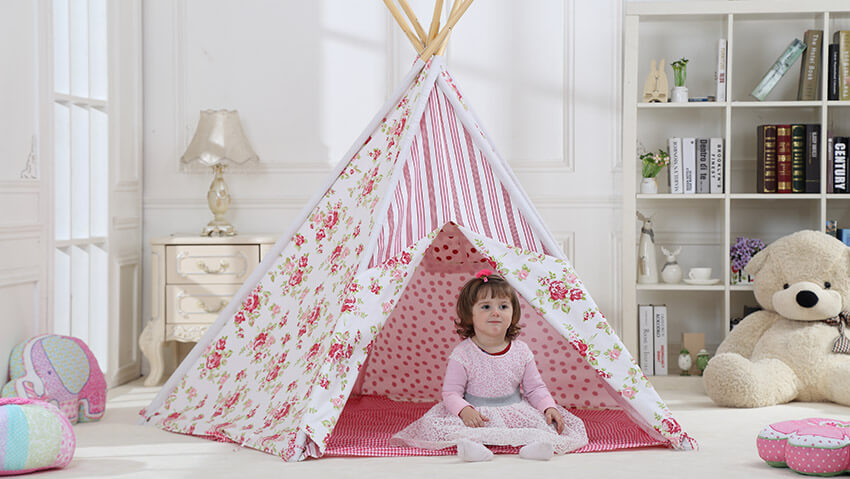 Simple Tips to Make Teepee Tent More Fun for Kids