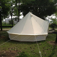 Special Offer Used Waterproof Oxford Cloth Four Seasons Bell Tent Only Ship to US