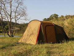 Outdoor Large Waterproof 4~6 Persons Camping Tent with A Bedroom and A Lobby
