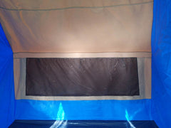 Used Waterproof Multi-person Camping Cabin Tent Only Ship to US