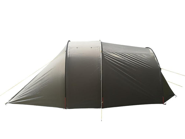 Dream House Portable Waterproof 2 Persons Double Layers Camping Tent with Motorcycle Storage Room
