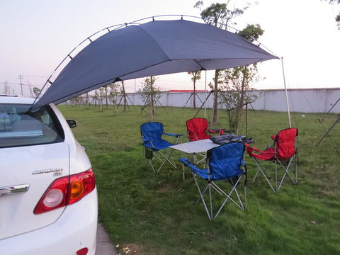 Dream House Outdoor Camping Sun Shelter Car Rear Tent
