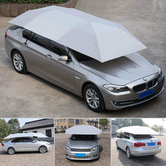 Waterproof Foldable Anti-UV Car Roof Sun Shade Protective Tent