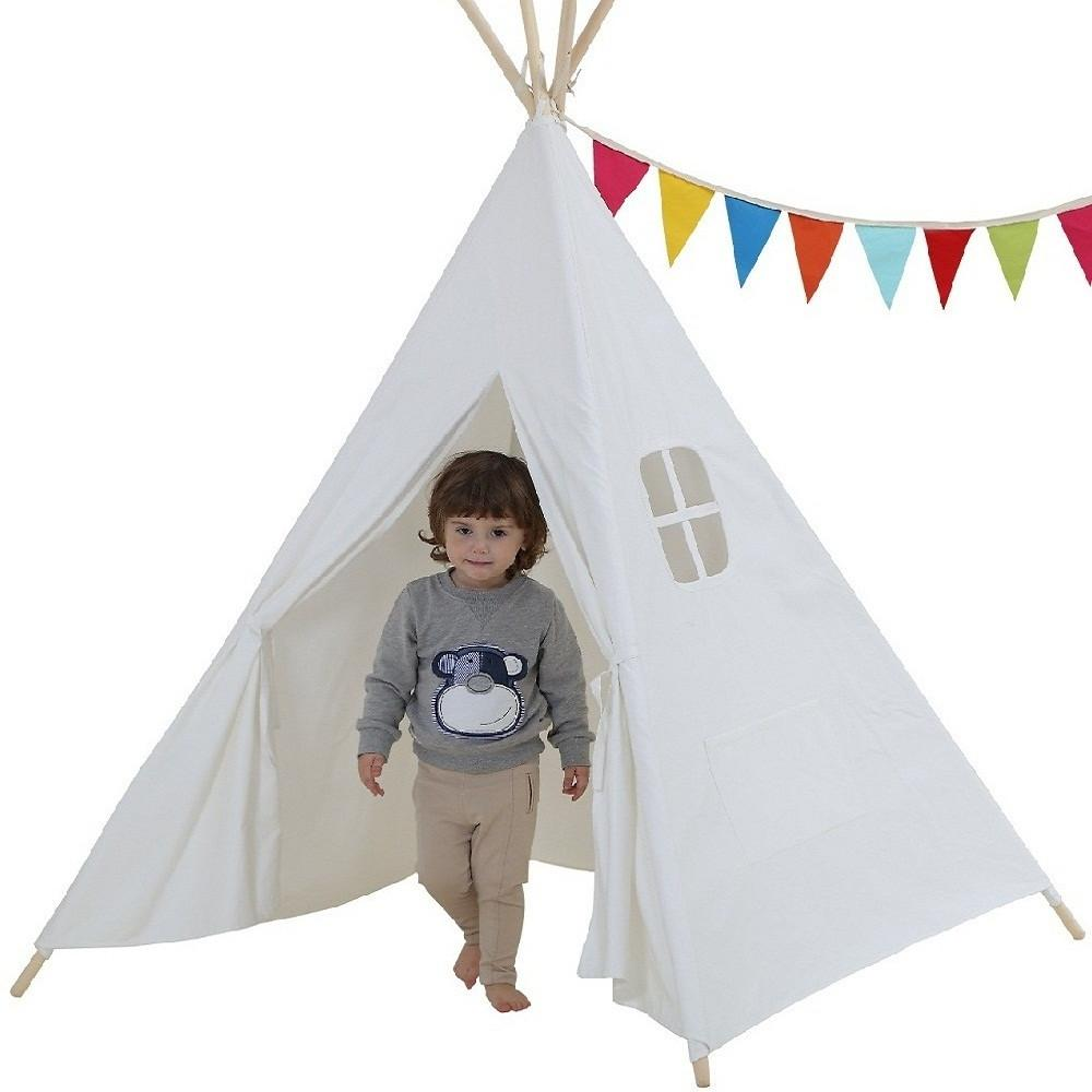 Dream House Cotton Canvas Indian Teepee Tent for Kids  sc 1 st  DreamHouse Tent & Dream House Cotton Canvas Indian Teepee Tent for Kids | DreamHouse ...