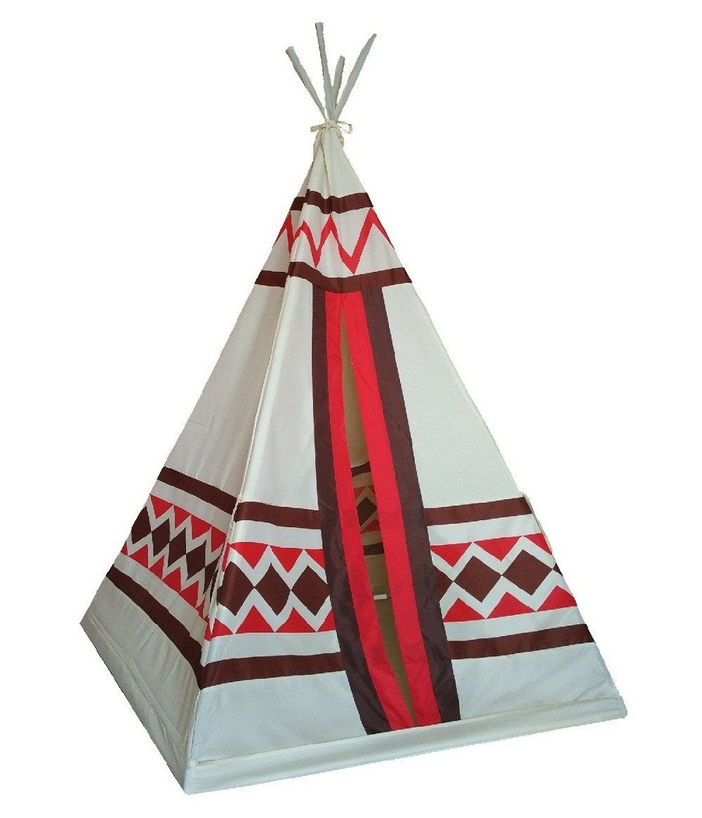 best service 1b77e 05049 Dream House Portable Indian Playhouse Toy Teepee for Kids ...