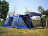 Outdoor Waterproof Extra Large Inflatable Camping Tent for 8~10 Persons