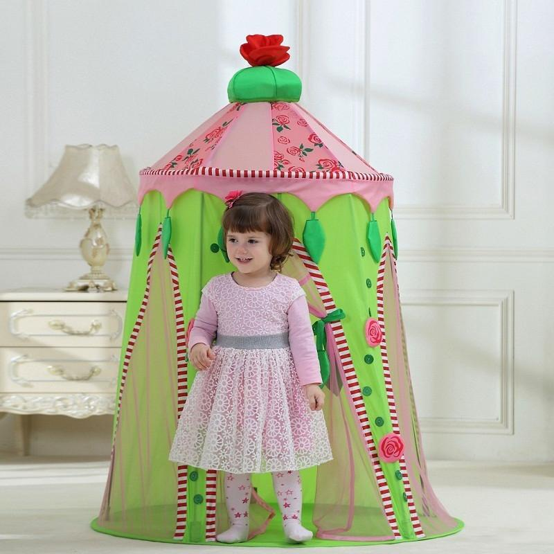 Dream House Portable Kids Hideaway Fairy Princess Castle Girl Play Tent  sc 1 st  DreamHouse Tent & Dream House Portable Kids Hideaway Fairy Princess Castle Girl Play ...