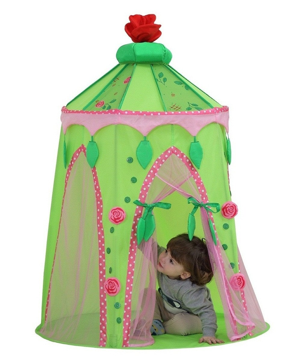 Dream House Portable Kids Hideaway Fairy Princess Castle Girl Play Tent  sc 1 st  DreamHouse Tent : girl play tent - memphite.com