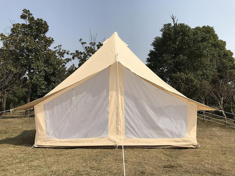 Dream House Big All Weather Home Camp Tent Outdoor Luxury Safari