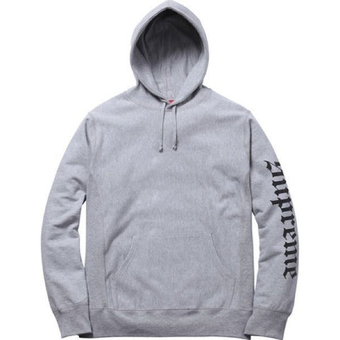 Supreme Dead Kennedys Pullover Hoodie Grey