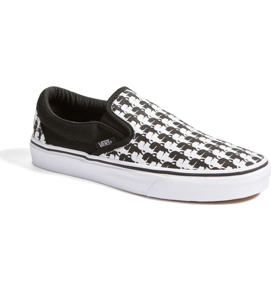 Houndstooth Shoes For Womens