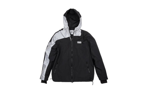 KITH Classics Madison Jacket - Black / 3M Medium