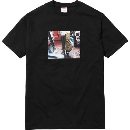 Supreme Kids 40 Tee Black