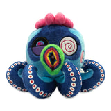 TAKASHI MURAKAMI BLUE OCTOPUS LARGE