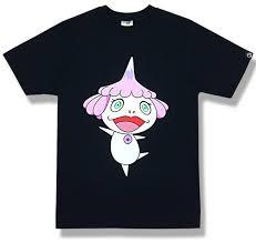 BBC X Jellyfish Eyes Tee Black